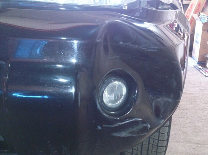 PDR - Paintless Dent Repair